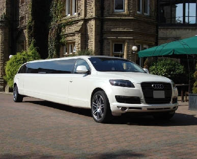 Limo Hire in Haverfordwest