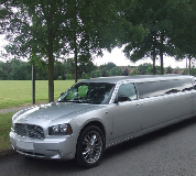 Dodge Charger Limo in Henley in Arden