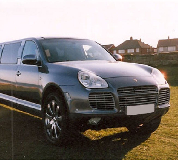 Porsche Cayenne Limos in Eastleigh