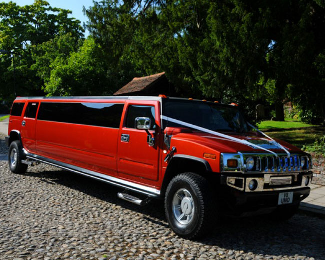 Hummer Limos in London & UK